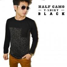 Half Camo T-Shirt