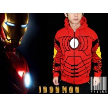 Jacket Iron Man