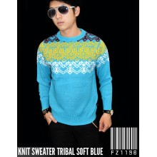 Knit Sweater Tribal