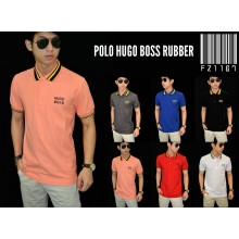 Polo Hugo Boss Rubber