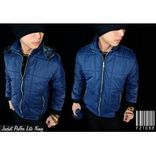 Jacket Puffer Lite Navy