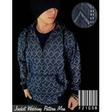 Jacket Webbing Pattern