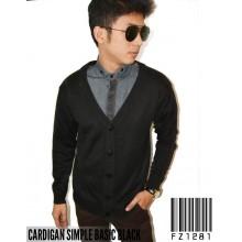 Cardigan Simple Basic