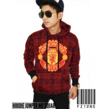 Hoodie Jumper Manchester United Square