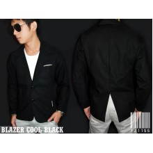 Blazer Cool Black