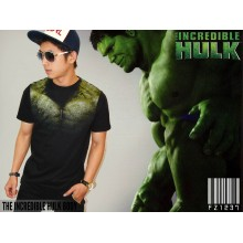 The Incredible Hulk Body - SUPERHERO T-SHIRT