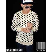 Sweater Polka Dot