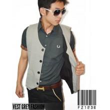 Vest Grey Fashion