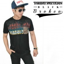 Broken Pattern T-Shirt