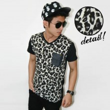 Body Leopard Black
