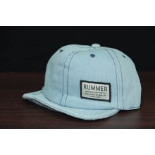 Topi Denim Rummer Soft Blue