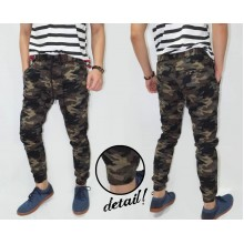 Joggers Pants Military Army