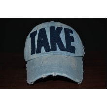 Topi Denim Take 777