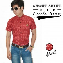 Kemeja Short Little Star