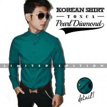 Kemeja Korean Pearl Diamond Tosca *Limited Edition