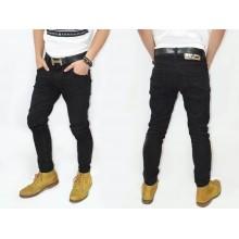 Celana Panjang Jeans Skinny Black