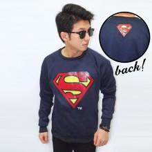 Sweater Superman Navy - Superheroes