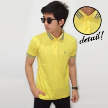 Polo Basic New Yellow [BRANDED]
