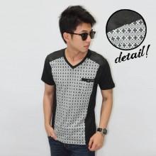 Pixel Shoulder Leather