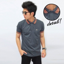 Polo Basic Grey