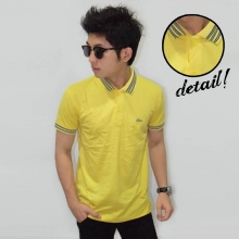 Polo Basic Yellow
