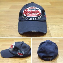 Topi Super Ganzi Rock Navy
