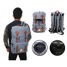 Tas Backpack Oxygen Explore Soft Blue