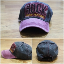 Topi Rocker Features Grey