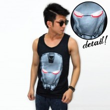 Tank Top War Machine Iron Man