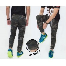 Joggers Pants Urban Camouflage Army