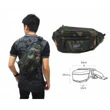 Waist Bag Classic Army Green