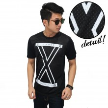 Mesh T-Shirt Under Constraction