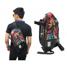 Shoulder Bag Ozuko Floral Vector