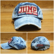 Topi Denim Wash Jump
