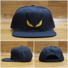 Topi Snapback Fendi Monster Black