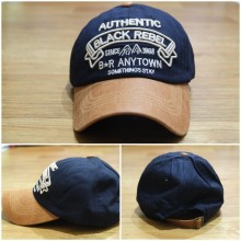 Topi Authentic Black Rebel Navy