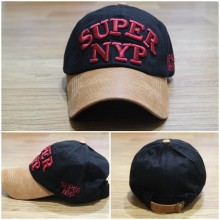 Topi Super NYP Black