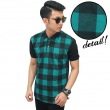 Polo Big Square Green