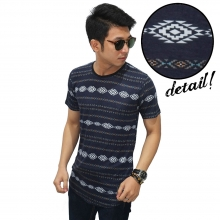 Kaos Tribal Webbing Layer Navy