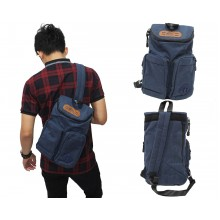 Shoulder Bag Kangaroo Navy