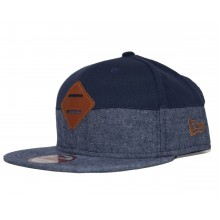 Topi Snapback Two Tone Navy