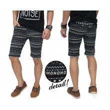 Celana Pendek Dark Tribal Classic Black