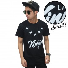 Kaos Last Kings Stars Black