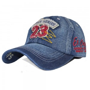 Topi Denim Super Series 23