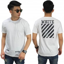 Kaos Off White Diag White