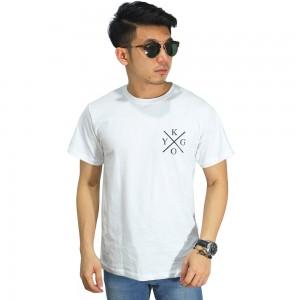 Kaos Dj KYGO Logo White