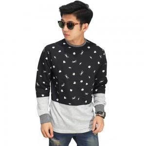 Sweatshirt Vector Icon Pattern Black