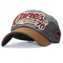 Topi Canes Original Grey
