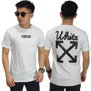 Kaos Off White Arrows Pull Broken White