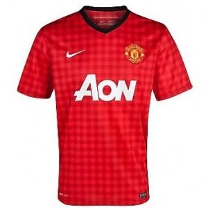 Jersey Manchester United Home 2012-13 Grade ORI